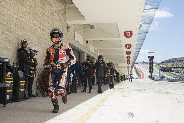 Lorenzo wurde von seiner Honda schon mehrmals im Stich gelassen - Foto: Repsol