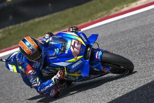Alex Rins fuhr in Austin zum Sieg - Foto: Suzuki