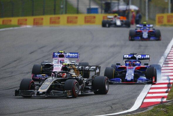 Aktuell kämpft Haas eher mit Toro Rosso und Racing Point im Mittelfeld statt an dessen Spitze - Foto: LAT Images