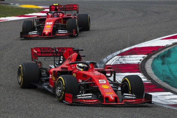Sebastian Vettel glaubt an Ferraris Baku-Update - und das grundlegende Paket - Foto: Ferrari