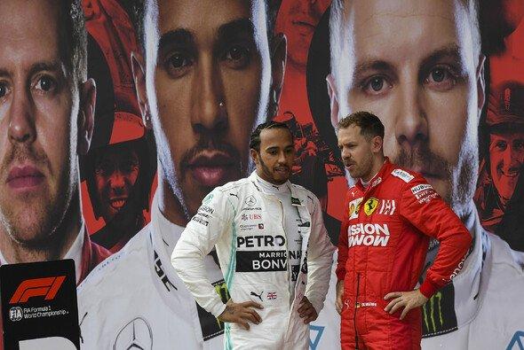 Auch Lewis Hamilton und Sebastian Vettel treten für Anpassungen für 2021 ein - Foto: LAT Images