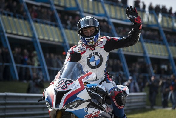 Markus Reiterberger fuhr in Assen zweimal in die Top-6 - Foto: BMW Motorsport