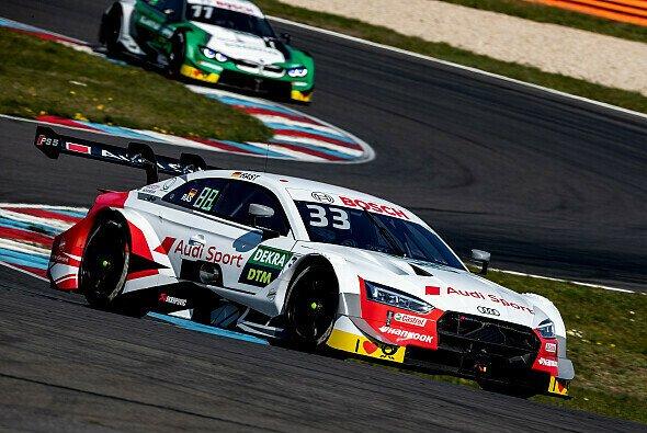 Audi sichert sich die erste Bestzeit beim ITR-Test in der Lausitz - Foto: Audi Communications Motorsport