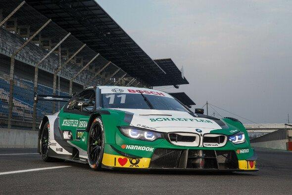 Marco Wittmann - erstmals im Schaeffler-BMW - holt die erste Pole in Hockenheim - Foto: BMW Motorsport