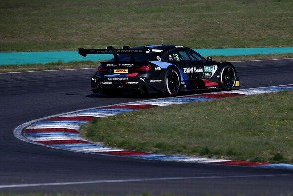 Bruno Spengler setzte im zweiten Training die Bestmarke - Foto: BMW Motorsport