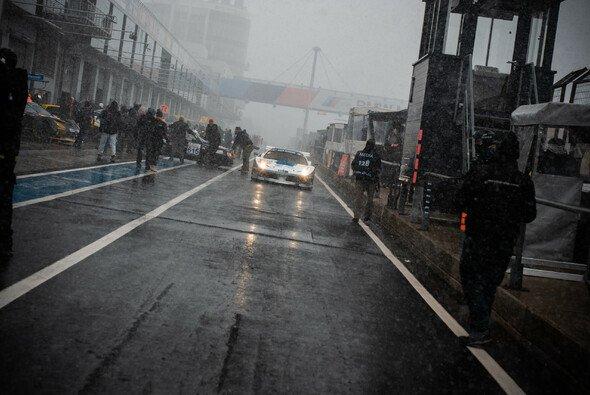 Saisonstart der NLS auf dem Nürburgring vorzeitig abgesagt - Foto: Felix Maurer