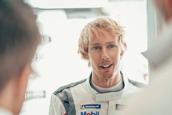 Brendon Hartley fährt 2019/20 doppelgleisig: Formel E mit Dragon, WEC mit Toyota - Foto: Porsche AG