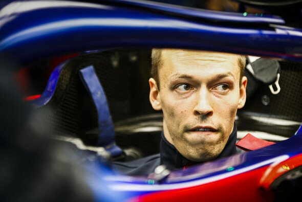 Daniil Kvyat wurde beim Formel-1-Rennen in den USA zum zweiten Mal in Folge für übertriebene Härte bestraft - Foto: LAT Images