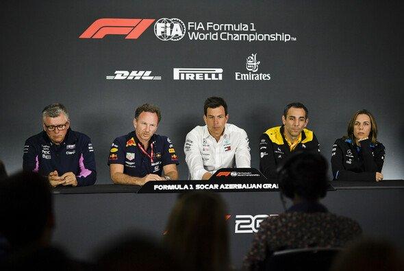 Ferraris Formel-1-Konkurrenten lehnen sich gegen den umstrittenen Motor-Deal mit der FIA auf - Foto: LAT Images