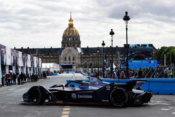 Robin Frijns feiert in Paris seinen ersten Sieg in der Formel E - Foto: LAT Images