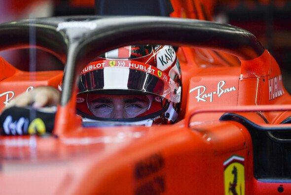 Charles Leclerc beschwört vor dem Formel-1-Rennen in Barcelona Ferraris Chancen auf die Weltmeisterschaft - Foto: LAT Images