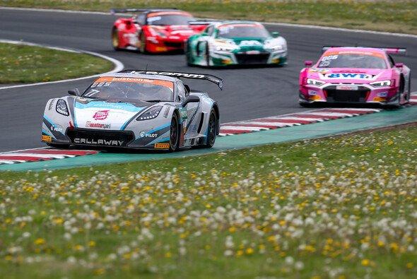 Markus Pommer und Marvin Kirchhöfer siegten beim Saisonauftakt - Foto: ADAC GT Masters