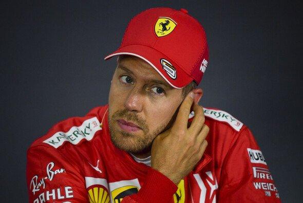 Sebastian Vettel gibt offen zu: Wir sind angepisst - Foto: LAT Images