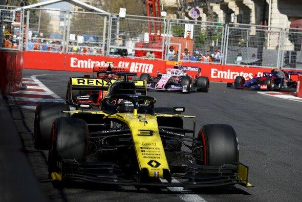 Renault bringt für das fünfte Formel-1-Rennen 2019 in Spanien ein Motorenupgrade - Foto: LAT Images