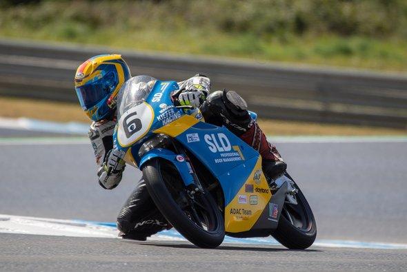 Dirk Geiger schafft es in Valencia in beiden ETC-Läufen auf das Podest - Foto: Kiefer Racing