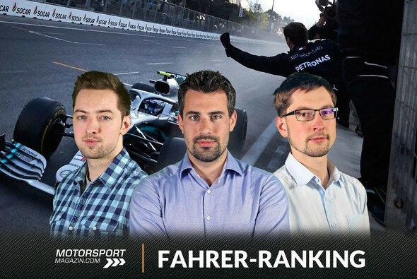 Valtteri Bottas dominiert das Fahrerranking zum Aserbaidschan GP 2019 - Foto: LAT Images/Motorsport-Magazin.com