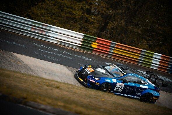 Der Lexus RC F GT3 geht auch 2021 nicht beim 24h-Rennen Nürburgring an den Start - Foto: Felix Maurer