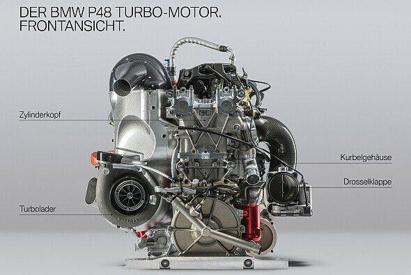 BMW zeigt seinen Turbo-Motor für die DTM-Saison 2019 - Foto: BMW Motorsport