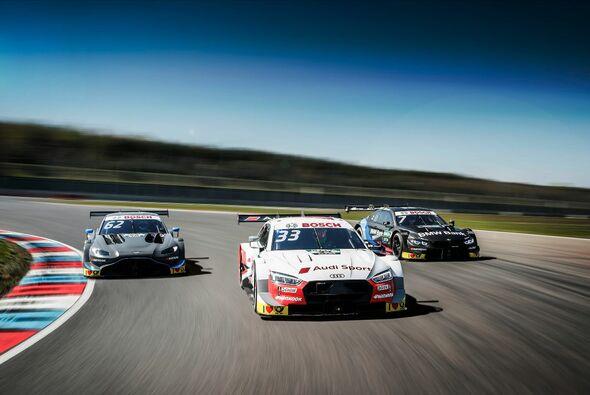 Audi führt zur Halbzeit der DTM-Saison 2019 in allen Wertungen - Foto: DTM