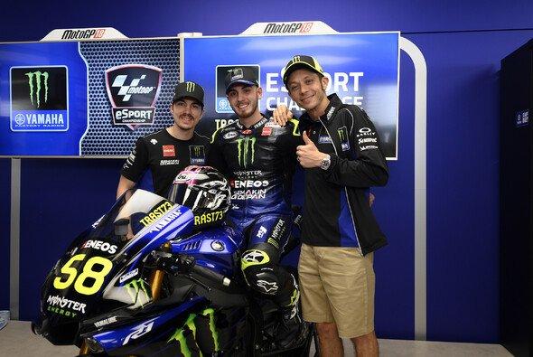 Das ist der erste offizielle eSports-Werksfahrer - Foto: Yamaha