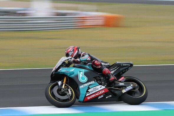 Fabio Quartararo bewies, dass er auf eine Runde der schnellste Mann in Jerez ist - Foto: LAT Images