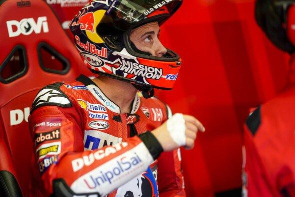 Andrea Dovizioso ist nach dem Spanien GP WM-Dritter - Foto: Ducati