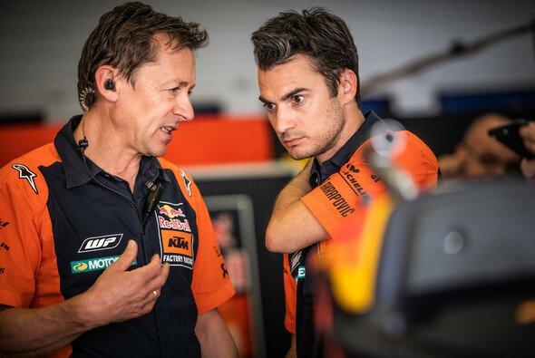 Dani Pedrosa hat die gleichen Kritikpunkte an der KTM wie Johann Zarco - Foto: KTM