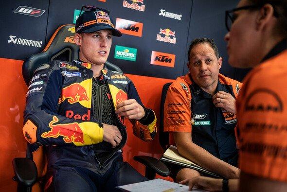 Pol Espargaro hat Bremssorgen - Foto: KTM