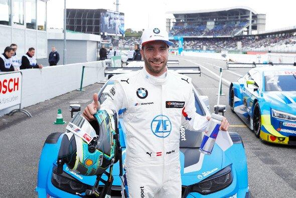 Philipp Eng landet auf Platz 5 und ist beim dritten Esports Battle der beste Rennprofi - Foto: DTM