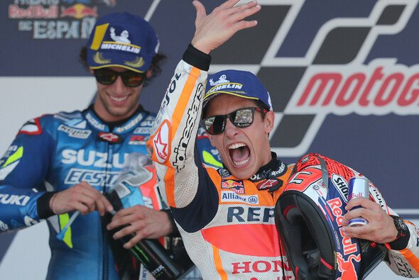Alex Rins: Ist er der größte Herausforderer von Marc Marquez? - Foto: LAT Images