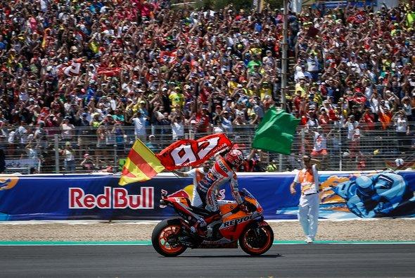 Vier Heimrennen wird es für die spanischen MotoGP-Piloten nicht mehr lange geben - Foto: Tobias Linke