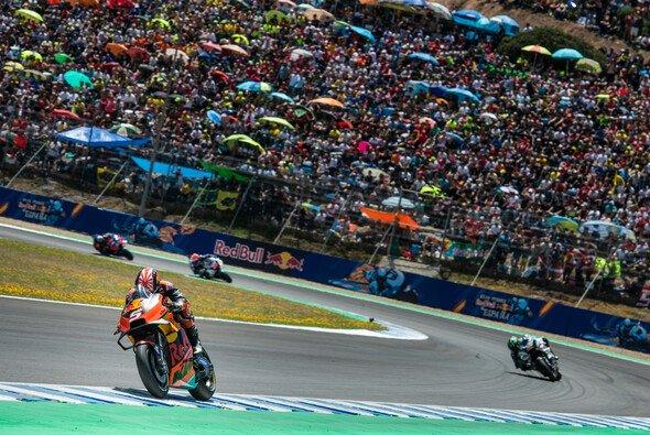 Die Ränge in Jerez bleiben in diesem Jahr leer - Foto: KTM