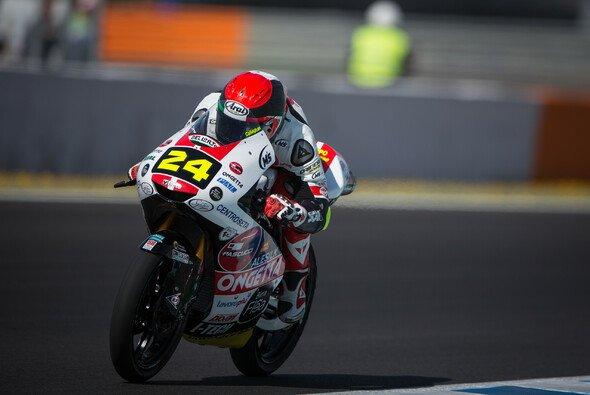 Tatsuki Suzuki gewinnt das Rennen in Jerez - Foto: Tobias Linke