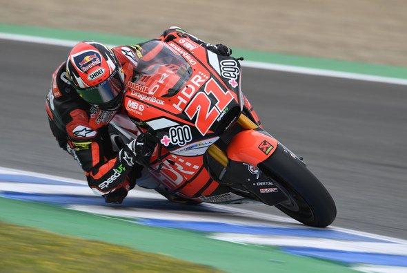 Fabio Di Giannantonio holt die Pole Position - Foto: LAT Images