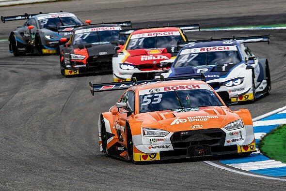 Die DTM gastiert in Zolder - Sat.1 zeigt beide Rennen live im Fernsehen - Foto: Audi