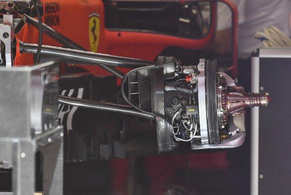 Ein großer Fokus der Ingenieure liegt auf dem Temperatur-Management an der Vorderachse - Foto: LAT Images