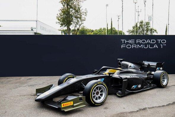 Die Formel 2 wird als Testträger für die Formel 1 bereits 2020 auf Pirellis 18-Zoll-Reifen starten - Foto: FIA Formula 2