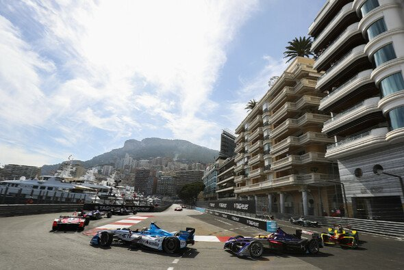 Die Formel E gastiert zum dritten Mal nach 2015 und 2017 in Monaco - Foto: LAT Images