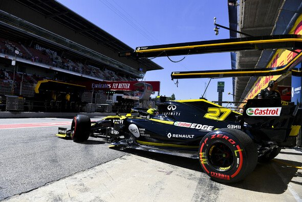 Renault blieb in Barcelona erneut punktelos - Foto: LAT Images