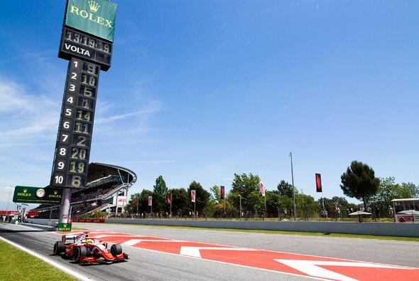 Die Formel 2 startet in die dritte Runde - Foto: LAT Images