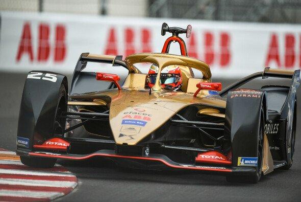 Start/Ziel-Sieg für Jean-Eric Vergne beim Monaco ePrix 2019 - Foto: LAT Images
