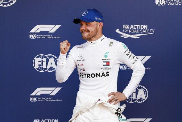 Valtteri Bottas war beim Formel-1-Qualifying in Spanien für Lewis Hamilton unantastbar - Foto: LAT Images