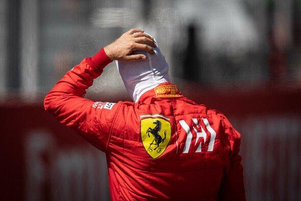 Sebastian Vettel startet in Barcelona von Rang drei: Was ist noch drin für den Ferrari-Piloten? - Foto: LAT Images