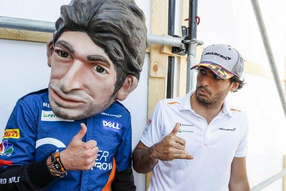 Für Carlos Sainz lief beim Heim-GP in Spanien alles zusammen - Foto: LAT Images