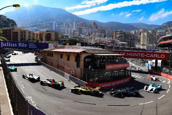 Die Formel E fährt seit 2015 alle zwei Jahre Rennen in Monaco - Foto: LAT Images