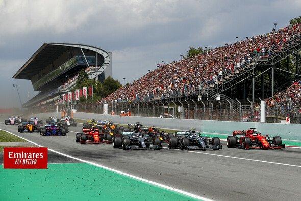 Beim sechsten Formel-1-Rennen im Kalender 2020 droht in Barcelona die nächste Hitzeschlacht - Foto: LAT Images