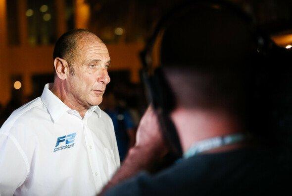 Bruno Michel ist Chef der F1-Nachwuchsserien Formel 2 und Formel 3 - Foto: LAT Images