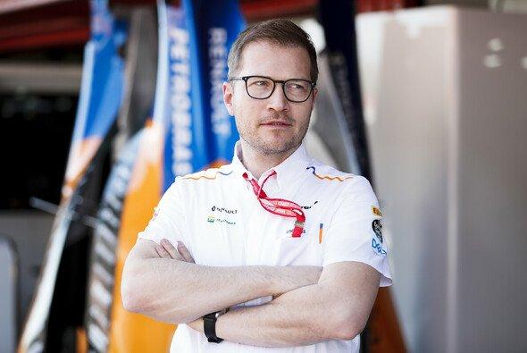 McLaren Teamchef Andreas Seidl analysiert die Lage bei seinem neuen Team nüchtern - Foto: LAT Images