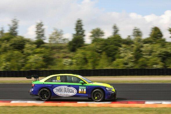 Zweiter Saisonsieg für Audi-Pilot Antti Buri - Foto: ADAC TCR Germany