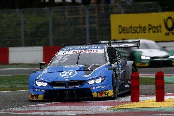 Philipp Eng gewinnt in Zolder sein erstes DTM-Rennen - Foto: LAT Images